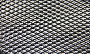 Защитная сетка радиатора для  Toyota Camry 2011-2014 черная