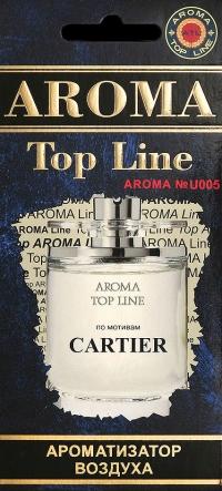 Ароматизатор U005 по мотивам Cartier Eau De Cartier