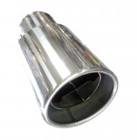 Насадка на глушитель из нержавеющей стали