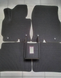 EVA-коврики для Mazda CX-5 II 2017-н.в.