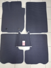 EVA-коврики для Lada Largus Cross