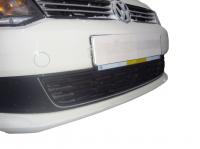 Защитная сетка радиатора для Volkswagen Polo 2009-2015 г.в.