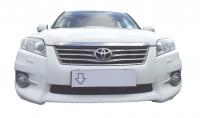 Защитная сетка радиатора для Toyota RAV4 XA30 2010-2014 г.в.