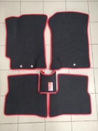 EVA-коврики для Kia Rio II 2005-2011г.в.