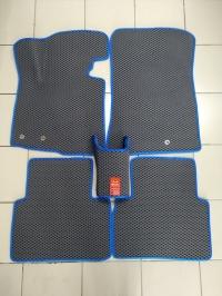 EVA-коврики для Kia Sportage III 2010-2016г.в.