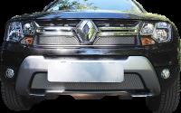 Защитная сетка радиатора для Renault Duster 2015->верхние